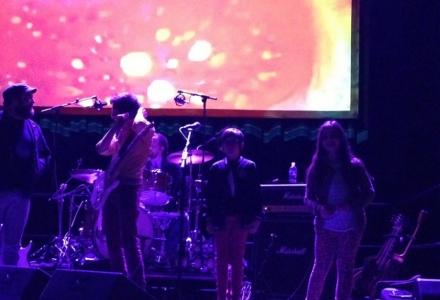 Axis Bold As Love - Brisbane Powerhouse